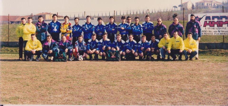 Foto di gruppo 1993